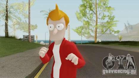 Fry (Futurama) для GTA San Andreas