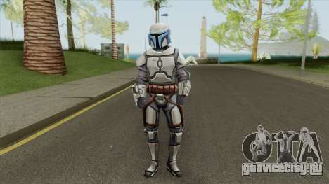 Jango Fett From Star Wars: Galaxy of Heroes для GTA San Andreas