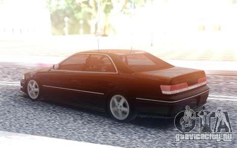 Toyota Mark II Рестайлинг 1998 для GTA San Andreas