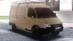 ГАЗ 2217 для GTA San Andreas