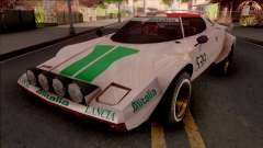 Lancia Stratos Transformers G1 Wheeljack для GTA San Andreas