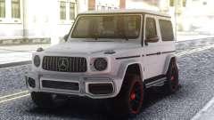 Mercedes-Benz G63 464 Coupe для GTA San Andreas