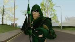 Green Arrow: The Emerald Archer V2 для GTA San Andreas