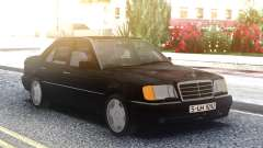 Mercedes-Benz E500 AMG w124 1995 для GTA San Andreas