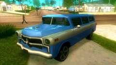 Walton Wagon для GTA San Andreas