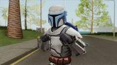 Jango Fett From Star Wars: Galaxy of Heroes для GTA San Andreas