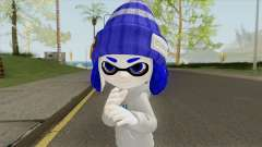 Bobble V2 (Splatoon) для GTA San Andreas