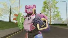 Multibot From Fortnite для GTA San Andreas