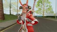 Oni Samurai (Creative Destruction) для GTA San Andreas
