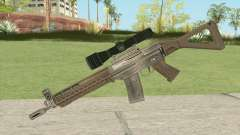 SG5 Commando (007 Nightfire) для GTA San Andreas