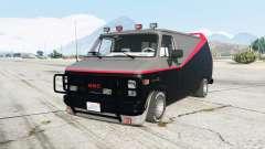 GMC Vandura A-Team Van для GTA 5
