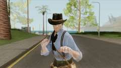 Arthur Morgan (Red Dead Redemption 2) V2 для GTA San Andreas