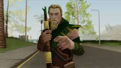 Green Arrow: Castaway V1 для GTA San Andreas