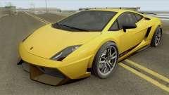 Lamborghini Gallardo LP 570-4 Superleggera 2011 для GTA San Andreas