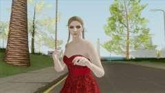 Female Skin (Casino And Resort) для GTA San Andreas