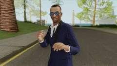 CJ (Casino And Resort Outfit) для GTA San Andreas