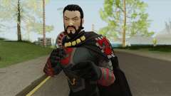 General Zod: Kryptonian Warmonger V2 для GTA San Andreas