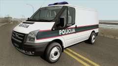 Ford Transit Policija