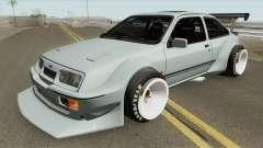 Ford Sierra RS500 Custom Kit 1987 для GTA San Andreas