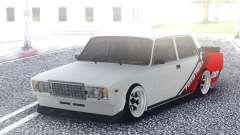 ВАЗ 2107 Автоспорт для GTA San Andreas