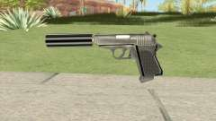 Wolfram PP7 Silenced (007 Nightfire) для GTA San Andreas