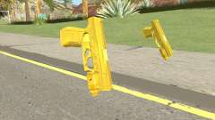 Wolfram P2K Gold (007 Nightfire) для GTA San Andreas