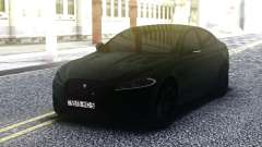 Jaguar XF для GTA San Andreas