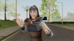 Soldier V2 (Mulan) для GTA San Andreas