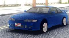 Nissan Silvia S14 326Power Bodykit private для GTA San Andreas