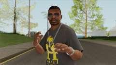Haitian Gang Skin V2 для GTA San Andreas