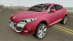 Renault Megane Coupe IVF для GTA San Andreas