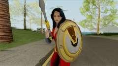 Donna Troy: The First Wonder Girl V1 для GTA San Andreas