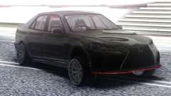 Lexus IS300 Drift Black для GTA San Andreas