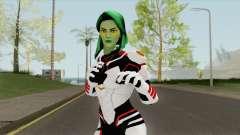 Gamora V1 (Marvel Ultimate Alliance 3) для GTA San Andreas