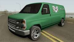 Bravado Rumpo GTA V HQ для GTA San Andreas