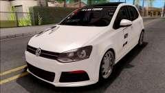 Volkswagen Polo 1.6 TDİ-R Black Smoke