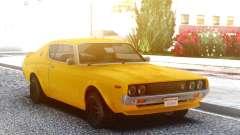 1973 Nissan Skyline 2000 GT-R для GTA San Andreas