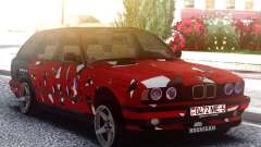 BMW E34 525i Покраска для GTA San Andreas