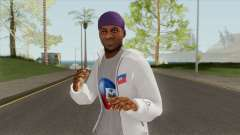 Haitian Gang Skin V1 для GTA San Andreas