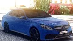 Mercedes-Benz E-63 AMG для GTA San Andreas