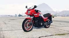 Kawasaki GPZ1100 pigment red для GTA 5