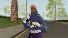 Skin Random 240 Outfit Random Female для GTA San Andreas