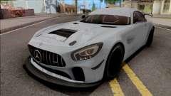 Mercedes-AMG GT4 2018 для GTA San Andreas