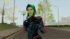 Gamora V2 (Marvel Ultimate Alliance 3) для GTA San Andreas