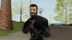 General Zod: Kryptonian Warmonger V1 для GTA San Andreas