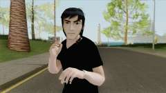 Kevin Eleven From Ben 10 Ultimate Aline для GTA San Andreas