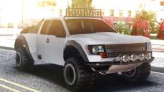 Ford F150 Raptor White для GTA San Andreas