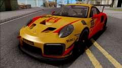 Porsche 911 GT2 RS 2019 Clubsport