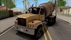 GTA V HVY Mixer Second Gen для GTA San Andreas