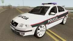 Skoda Octavia BiH POLICIJA 2006 для GTA San Andreas